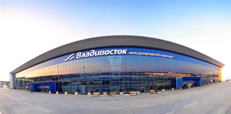 Международный аэропорт Владивосток (Кневичи) продолжает наращивать объемы обслуженных пассажиров