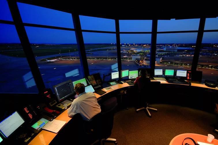 Российские авиадиспетчеры увеличили объём обслуживания самолётов на 11%